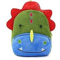 19ade15162d5fa Zaino per bambini, INRIGORIO 3D Unicorno zaino giocattolo animale dei  cartoni animati per bambini Borsa