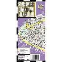 Streetwise Downtown Manhattan Pocket