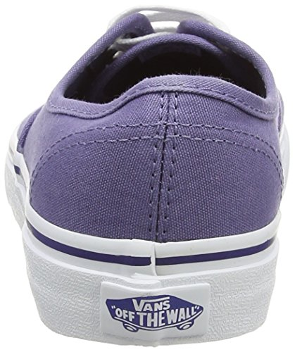 Vans Authentic Sneakers, Unisex Adulto Viola (heron/true White)