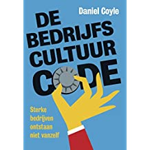 De bedrijfscultuur-code (Dutch Edition)