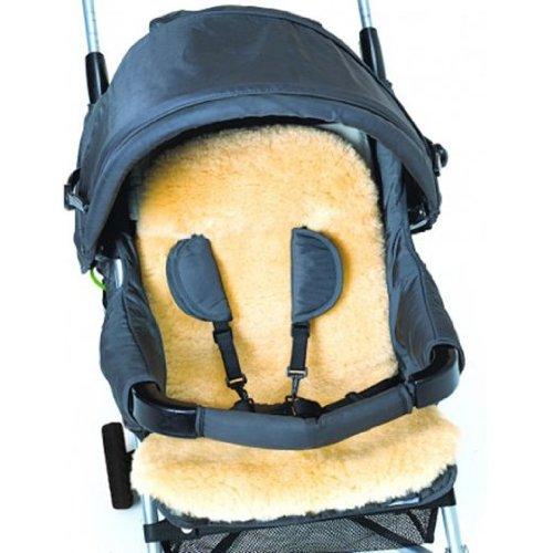 Baby Dan 1954-02 Pelle Agnello per Passeggino