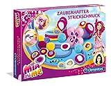 Clementoni 69346.7 - Zauberhafter Strickschmuck, Mia and me