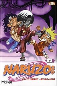 Naruzozo Edition simple Tome 4