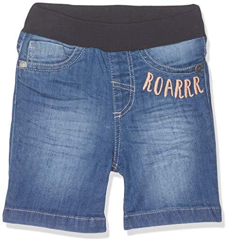 s.Oliver Baby-Jungen 65.904.72.2036 Shorts, Blau (Blue Denim Stretch 55z2), Herstellergröße: 86 - Baby-jungen-short