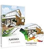Plan7Architekt Expert 2018 - 3D CAD Hausplaner & Architektursoftware / Programm, einsetzbar als Raumplaner, Einrichtungsplaner, Badplaner, K�chenplaner, zur 3D Visualisierung Bild