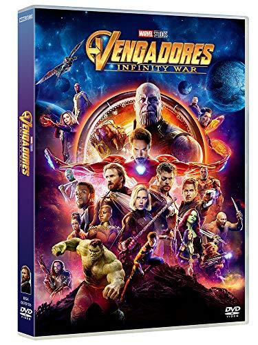 DVD Vengadores Infinity War