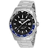 Invicta 25821 Pro Diver Reloj para Hombre acero inoxidable Cuarzo Esfera negro