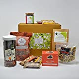 The Wellness Box - Monthly Supply Of Nutrition + Taste: Handpicked High Quality Items Like Nuts And Dried Fruits...