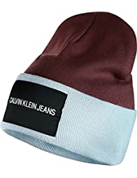 Amazon.co.uk  Calvin Klein Jeans - Skullies   Beanies   Hats   Caps ... 22766d213ca