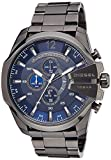 Best Diesel Watches - Diesel Analog Blue Dial Men's Watch - DZ4329I Review