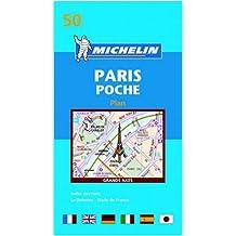 Plan de ville : Paris poche, numéro 50