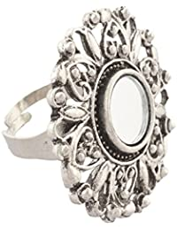 Zephyrr Ring for Women (Silver)(JR-21)
