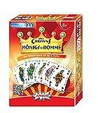 Amigo Spiel + Freizeit AMIGO 01662 Königs-Rommé Five Crowns, Spiel