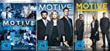 Motive - Staffel 1-3 (11 DVDs)
