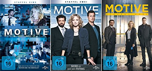 Staffel 1-3 (11 DVDs)