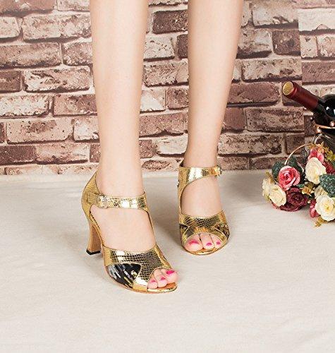 Miyoopark - Ballroom donna Gold-8cm heel