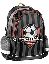 Preisvergleich für Paso Rucksack Fußball Schulrucksack Fussball 18-081FB Football