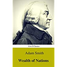 Wealth of Nations (Active TOC) (A to Z Classics)