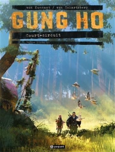 Gung Ho Tome 2.1: Grand format