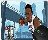 Grand Theft Auto V Multi Plattform Video Game Action Spiel Custom rechteckig Gummi Rutschfest und...
