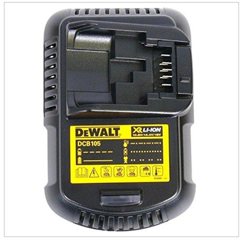 DeWalt Akku-Bohrschrauber DCD790D2-QW im Test - 4