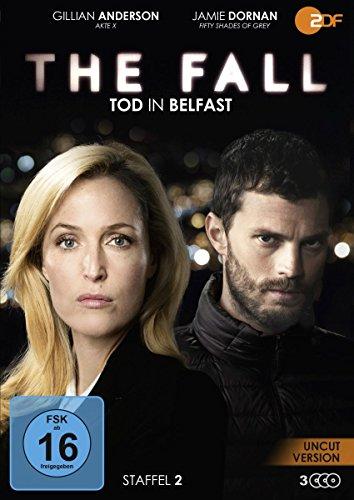 The Fall - Tod in Belfast - Staffel 2 [3 DVDs]