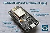 NodeMCU ESP8266 Lua Amica WiFi Internet ...