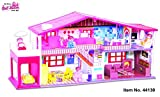 Toyzone My Deluxe Doll House, Red (50 Pi...