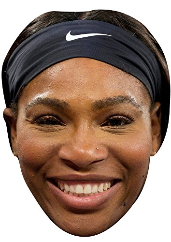 Serena Williams Mask