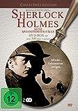 Sherlock Holmes-Box Edition (3 Filme) [2 DVDs]