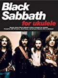 Black Sabbath For Ukulele Uke Bk