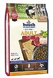 bosch HPC Adult mit Lamm & Reis | Hundetrockenfutter für ausgewachsene Hunde aller Rassen, 1 x 3 kg