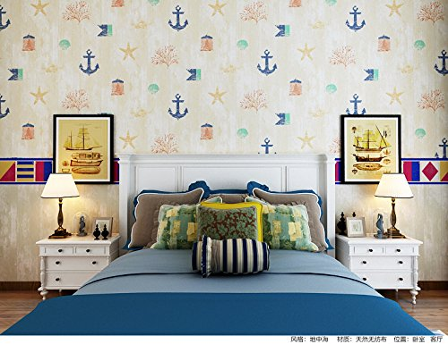 hy-living-room-wall-mediterranean-anchor-wallpaper-sailing-boy-bedroom-full-shop-living-roomcnn-from