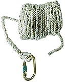 Irudek 101006700001 Cuerda Poliamida torcida, diámetro 14 mm