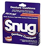 #4: Special Pack of 5 SNUG DENTURE CUSHIONS.