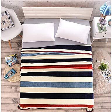 Unexceptionable-Blankets Mantas Cama Fibras acrílicas
