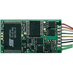 Uhlenbrock 36520 Décodeur de loco Intelli Sound 4 Interface à 8 pôles