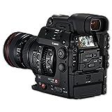 atFoliX Blickschutzfilter für Canon EOS C300 Mark II Blickschutzfolie - FX-Undercover 4-Wege Sichtschutz Displayschutzfolie