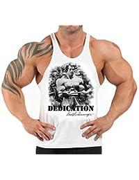 T-Shirt Arnold Schwarzenegger levantamiento de salida de vestir, color blanco, color  - blanco, tamaño extra-large