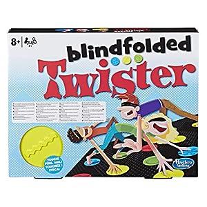 Blindfolded Twister