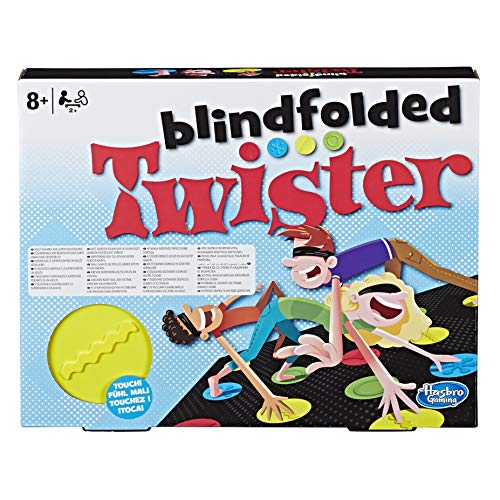 Hasbro Gaming - Blindfolded Twister (Gioco in Scatola), E1888EU4