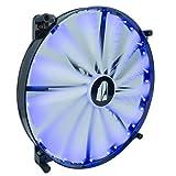 nitropc–200mm Lüfter mit 35LEDs blau * Rabatt Promotion * Ideal für die Kühlung und Beleuchtung-Computer Gaming dank Dies Lüfter für PC-20cm.