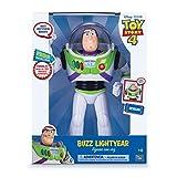 Toy Story 4 - Buzz Lightyear con voz en español - más de 29 frases, 30 cm (Bizak 61234070-1)