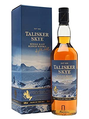 Talisker Skye Single Malt Scotch Whisky 70cl Bottle x 3 Pack