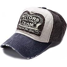 URIBAKY Gorras de béisbol Gorra para Hombre Mujer Sombreros de Verano Gorras de Camionero de Hip