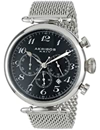 Akribos AK627SSB - Reloj para hombres