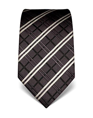 VB -  Cravatta  - Uomo grigio Taglia unica
