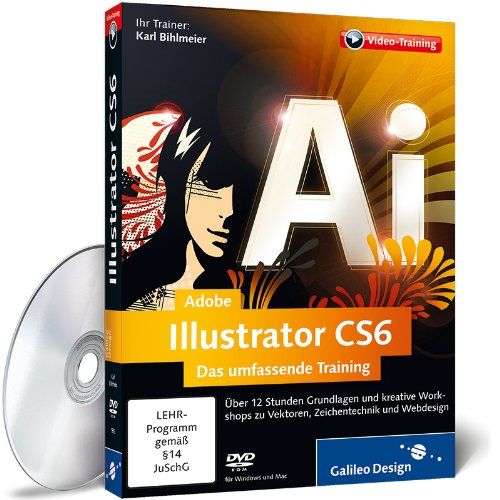 Adobe-Illustrator-CS6-Das-umfassende-Training