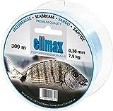 Climax Zielfischschnur Meerbrasse300m/0,30mm, Farbe Hellblau