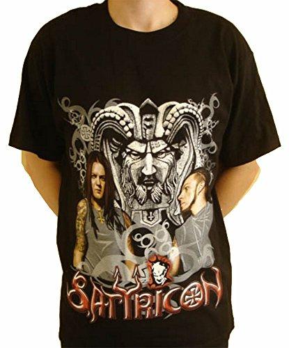 Maglietta Satyricon Black XL